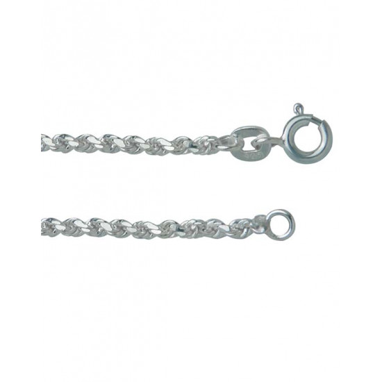 Pair of Twisted Anklets