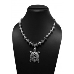 Designer Tortoise Necklace