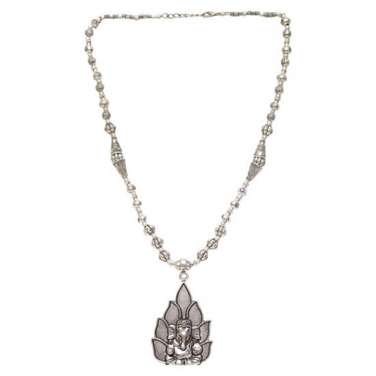 Trendy Ganesha Necklace