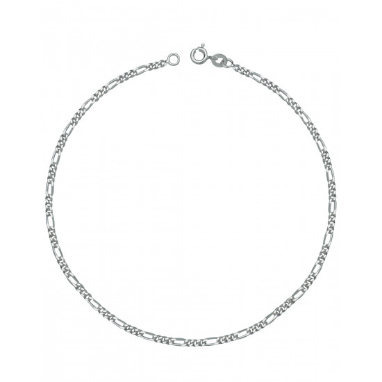 Delicate Pure 92.5 Sterling Silver Single Payal Anklet for Girls and Women Stylish Ideal Gift for Mother Bhabhi Sister Wife Friend Rakhi Birthday Anniversary