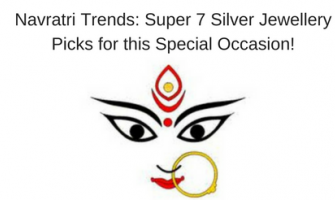 Navratri Trends: Super 7 Silver Jewelery Picks for this Special Occasion!